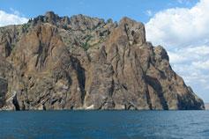 Крым. Карадаг - сказка в камне