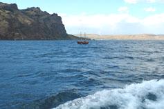 Крым. Коктебель - морские прогулки