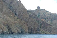 Крым. Коктебель. Пещерная Гора