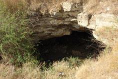 Аджимушкайские каменоломни. Вход
