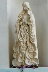 Керчь. Статуя Мадонны