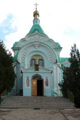 Керчь. Церковь в честь святителя Афанасия Великого
