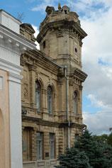 Керчь. Бывшая Керченская женская гимназия сейчас гимназия № 2 имени Короленко