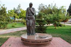 Керчь. Памятник жертвам войны 1941-1945 гг