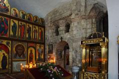Керчь. Фото в церкви Иоанна Предтечи