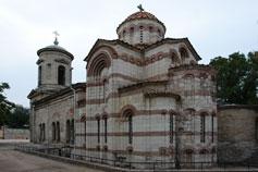 Керчь. Церковь Иоанна Предтечи. Древняя сторона