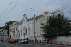 Керчь. Церковь святого благоверного князя Александра Невского