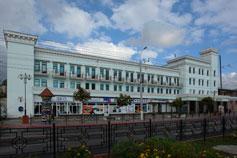 Керчь. Отель Керчь