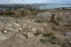 Керчь. Археологические раскопки Пантикапея