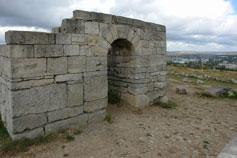 Акрополь Пантикапея. Древнее жилище