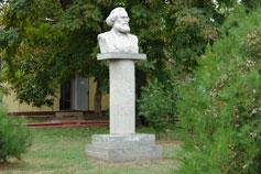Керчь. Памятник Карлу Марксу