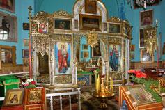 Керчь. В храме святителя Афанасия Великого