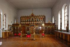 Керчь. Иконостас в церкви святого благоверного князя Александра Невского