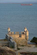 Крепость Ени-Кале. Керченский пролив
