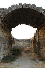 Керчь. Крепость Ени-Кале. Арка ворот