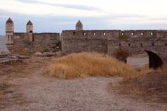 Керчь. Крепость Ени-Кале. Водяная башня