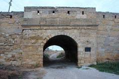 Керчь. Крепость Ени-Кале. Керченские ворота