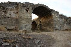 Керчь. Крепость Ени-Кале. Северные (верхние) ворота