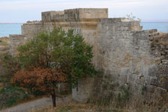 Керчь. Крепость Ени-Кале, Азовские ворота