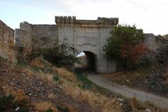 Керчь. Крепость Еникале, Азовские ворота