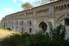 Форт Тотлебен в Керчи. Казармы