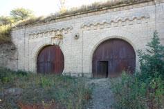 Крепость Керчь. Ворота сортии со стороны рва