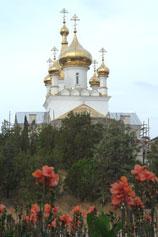 Коктебель. Церковь