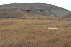 Коктебель. Гора Кучук-Енишар (Янышар) иле проще Волошинскоя