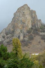 Курортное. Гора Медовая