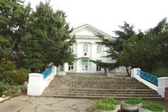 Курортное. Пансионат Крымское Приморье, столовая