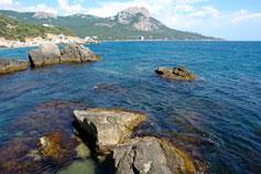 Прибрежные камни Батилимана