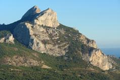 Ласпи гора Ильяс-Кая