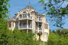 Мисхор дворец Крым