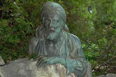 Мисхор, скульптура Али-Бабы