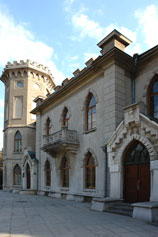 Гаспра дворец графини Паниной