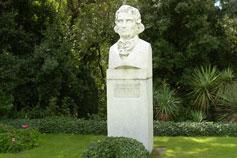 Памятник Христиану Христиановичу Стевену.1781г-1863г