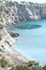 Царский пляж в Новом Свете