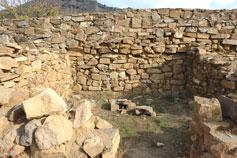 В Кутлакской крепости