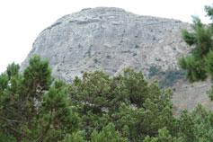 Крым. Новый Свет. Пещерная гора
