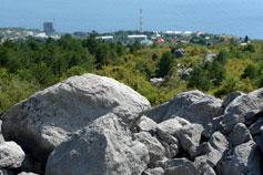 Вид на Кастрополь