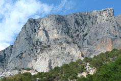 Этюд в скалах