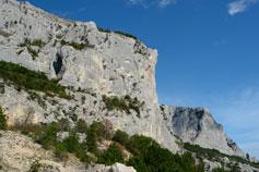 Скалы над Оползневым