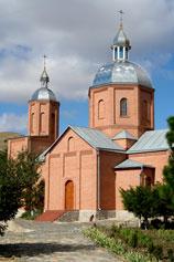 Орджоникидзе. Церковь Стефана Сурожского