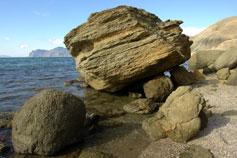 Орджоникидзе. Каменный гигант