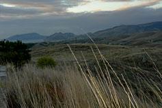 Орджоникидзе. Киммерийский пейзаж