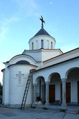 Церковь, построенная  Великим князем Константин Николаевичем в Ореанде