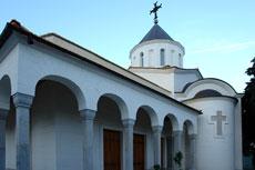 Храм Покрова Пресвятой Богородицы в Ореанде
