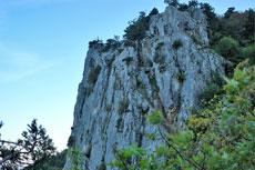 Скалы над Ореандой