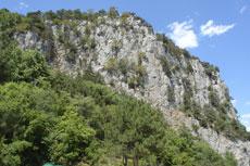 Ореанда, гора Крестовая