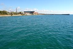 Поселок Приморский. Феодосийское ПО Море